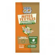 Aries - Recharges piege a mites textiles x2