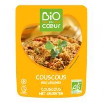 Priméal - Couscous aux Légumes BIO 220g