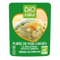 Bio par coeur - Purée de Pois Cassés Cuisinés BIO 300g