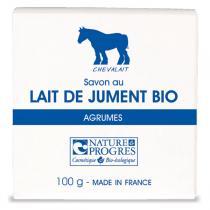 Chevalait - Organic Mare's Milk Soap Citrus 100g