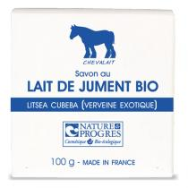 Chevalait - Organic Mare's Milk Soap Verbena 100g