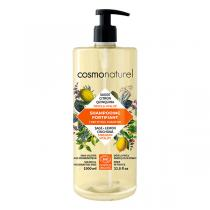 Cosmo Naturel - Shampoing fortifiant Sauge Citron 1L