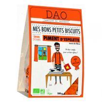 Dao - Apéro Piment d'Espelette 100g