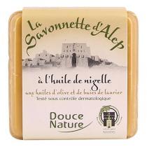 Douce Nature - Aleppo-Seife mit Schwarzkümmel  100 g