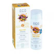Eco Cosmetics - Crème Solaire Bébé SPF50+ - 50ml