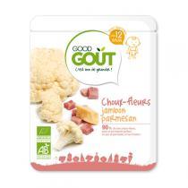 Good Gout - Choux-fleurs jambon et parmesan dès 12 mois 220g
