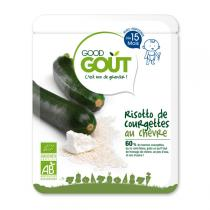 Good Gout - Risotto de courgette au chèvre - 220g