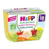 Hipp - Paëlla au Poulet 250 g