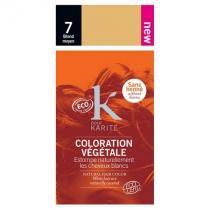 K pour Karité - Colouring Powder Medium Blond N°7