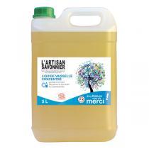 L'Artisan Savonnier Entretien - Liquide vaisselle concentré 5L