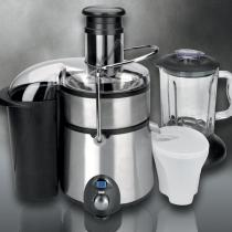 Lacor - 800W Stainless Steel Juice Extractor and Blender