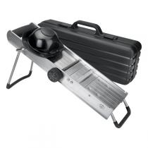 Lacor - Stainless Steel Mandoline Slicer with Protector