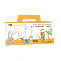Graines en Folie - Organic Carrot Growing Kit
