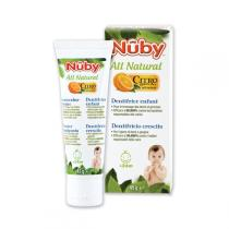 Nuby Citroganix™ - All Natural Toddler Training Toothpaste 45g