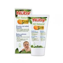 Nuby Citroganix™ - All Natural Liquid Baby Powder 125g