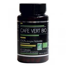 NutriVie - Café Vert Bio - 60 gélules