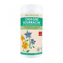 Phytoceutic - Huile duo onagre bourrache 360 caspsules