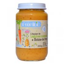 Prémibio® - Echine Porc Légumes cuisinés 200g dès 6 mois