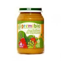 Premibio - Petit pot bébé jardinière de légumes, 200g, dès 4 mois