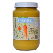 Prémibio® - Jardinière de légumes 6 mois 200gr