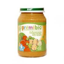 Premibio - Petit pot bébé légumes/tofu, 200g, dès 6 mois