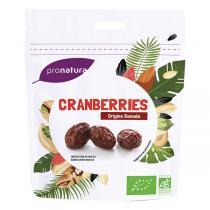 Pronatura - Cranberries sachet 125g