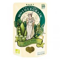 Quinola Mothergrain - Plat Petits Pois Epinard Panais Menthe Quinoa BIO 10 mois 190 gr