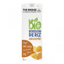 The Bridge - Rice Drink - Almond - 1L