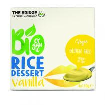 The Bridge - Rice Dessert - Vanilla - 4 x 110g
