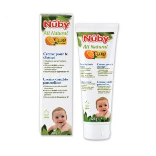 Nuby Citroganix™ - All Natural Nappy Rash Cream 120g