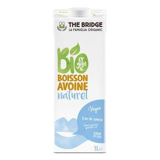 The Bridge - BIO AvenaDrink Natural