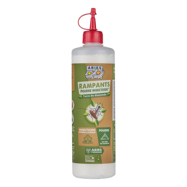 Aries - Poudre Anti-insectes 500ml