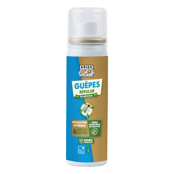 Aries spray anti gu pes 50ml r f 4018874010724 for Anti repousse poil maison