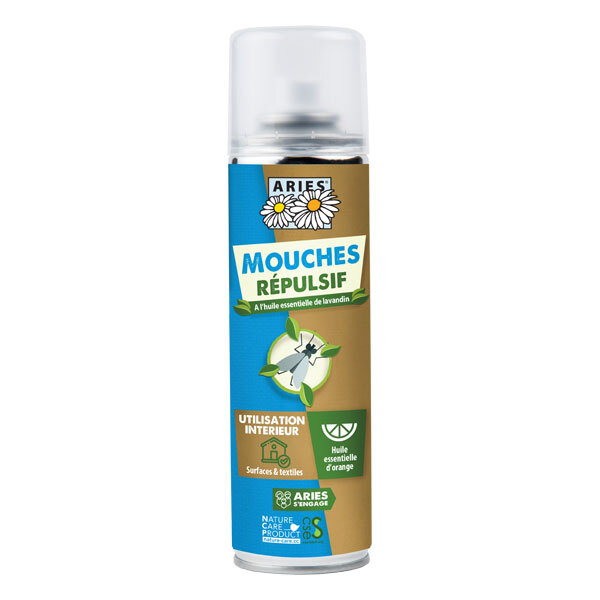 Aries - Spray anti-mouches 200ml