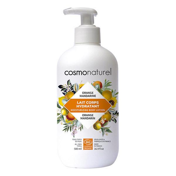 Cosmo Naturel - Lait corps hydratant Orange Mandarine 500ml