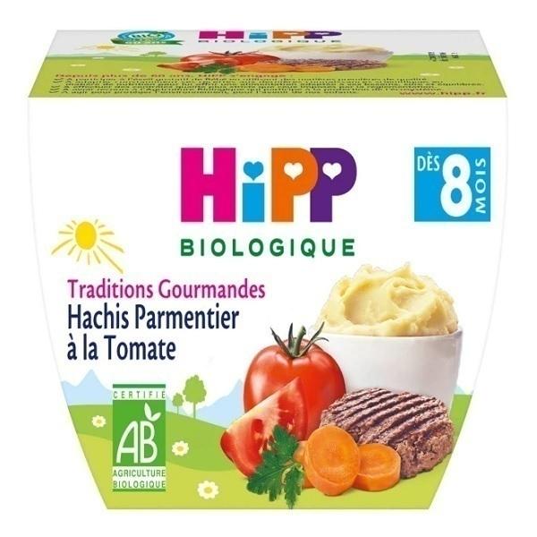 Hipp - Hachis Parmentier à la Tomate 190 g