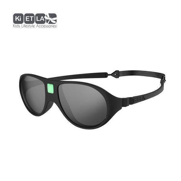 Ki et Là - Jokala Black Sunglasses 2-4 years.