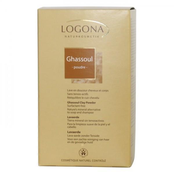 Logona - Ghassoul en Poudre Carton 1Kg