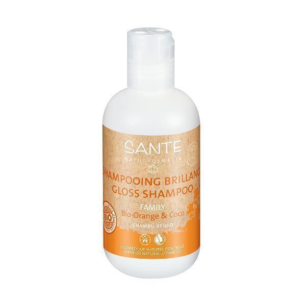 Santé - Shampooing Brillance Orange Coco 200ml