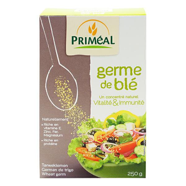 Priméal - Germe de blé en paillettes 250g