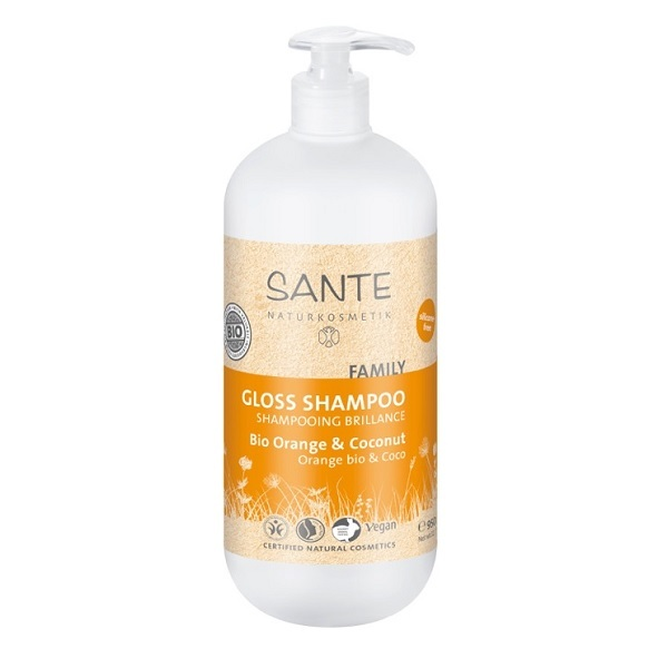Santé - Shampooing Brillance Orange Coco 950ml