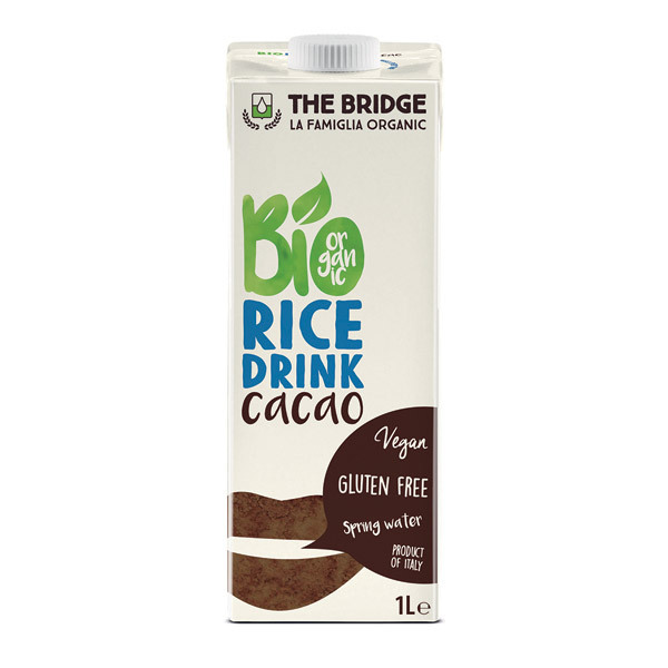 The Bridge - BIO RiceDrink + Choco