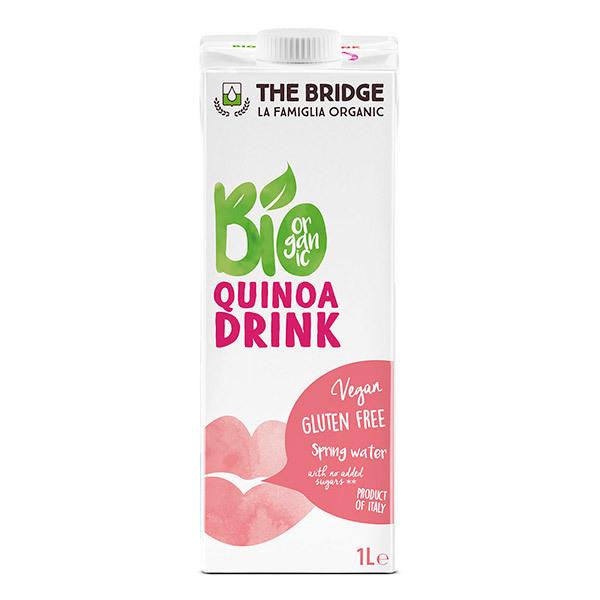 The Bridge - Boisson végétale Quinoa - 1L
