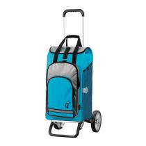 Andersen - Alu Star Hydro Turchese Shopping Trolley