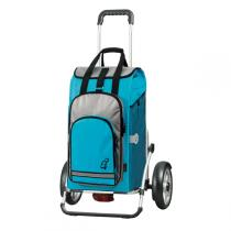 Andersen - Trolley da spesa Royal Hydro Plus - Blu
