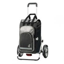 Andersen - Trolley da spesa Royal Hydro Plus - Nero