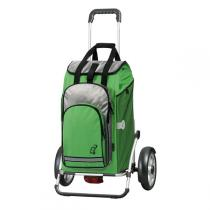Andersen - Trolley da spesa Royal Hydro Plus - Verde