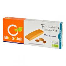 Bio Soleil - Financier Pure Butter Almond Cake