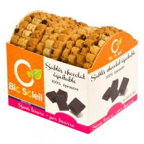 Bio Soleil - Grands Sablés Pure Butter Traditional Biscuits with Chocolate Ch