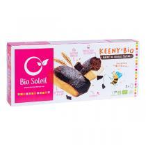 BioSoleil - Keeny'Bio Marmorkuchen mit Fair-Trade-Schokolade 5 Stück